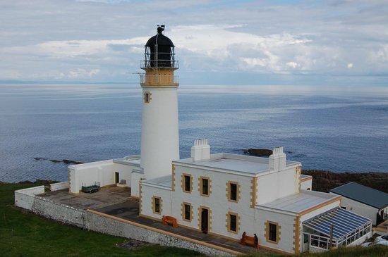 Gairloch Heritage Museum: Rubh Reidh Lighthouse