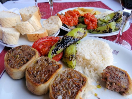 Avicenna Hotel: delicious turkish food!