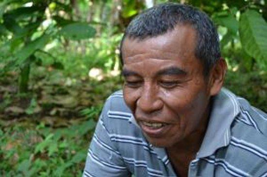 Agouti Cacao Farm: Eladio Pop