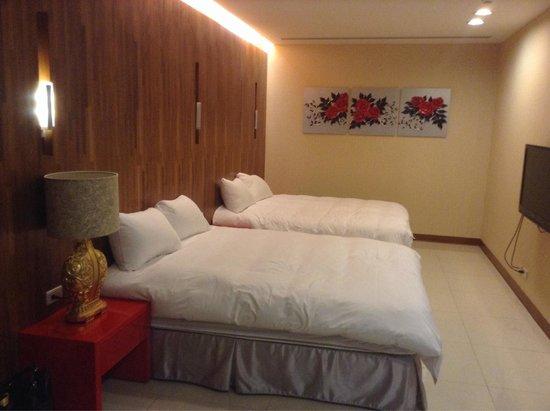 Rose Boutique Hotel: Quadruple room