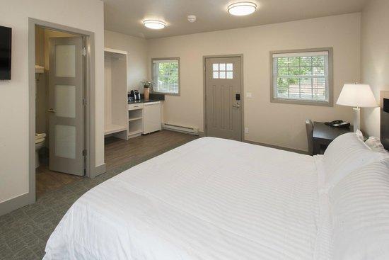 Basalt Mountain Inn: Standard Hotel Room