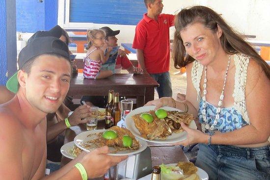 Restaurante El Paraiso : Se come muy bien!