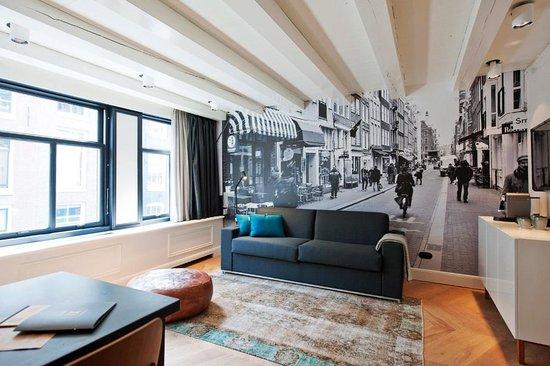Hotel IX Amsterdam: Berenstraat suite