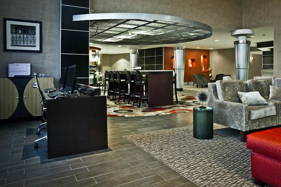 DoubleTree by Hilton Hotel Savannah Airport: 24 Hour Business Center