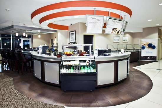 DoubleTree by Hilton Hotel Savannah Airport: Grab & Go/Barista Bar On Site