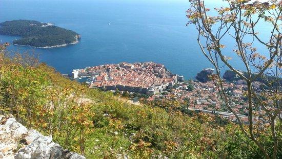Tirena Hotel: Vieille ville Dubrovnik