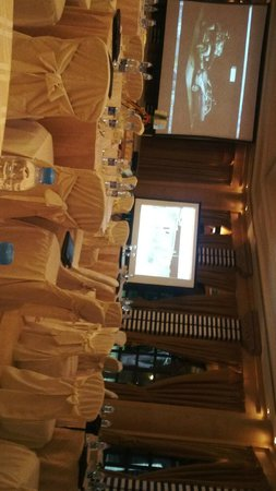 Park Hyatt Jeddah - Marina, Club & Spa: Seminar Hall