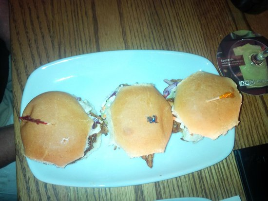Original Joe's: Pork Sliders