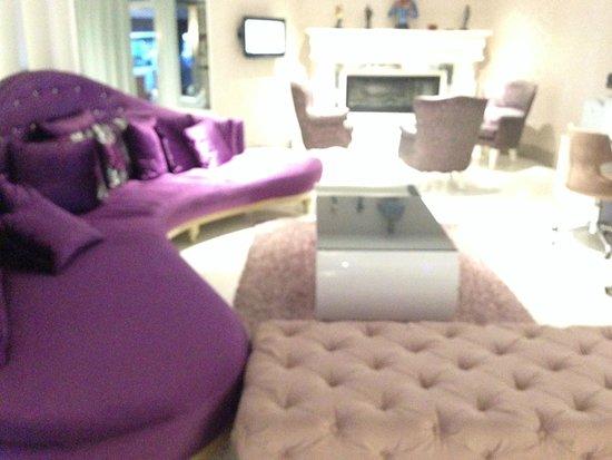 DoubleTree by Hilton Izmir - Alsancak: Lounge Double Tree Izmir