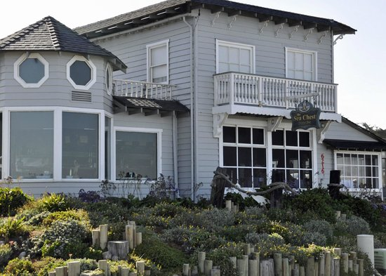 Moonstone Cottages: The Sea Chest Oyster Bar