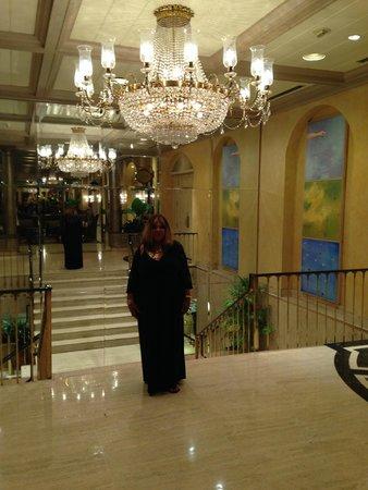 Royal Sonesta New Orleans : Lobby