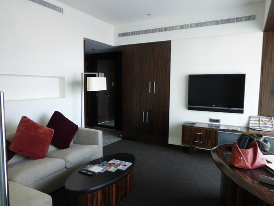 Bonnington Jumeirah Lakes Towers : chambre club