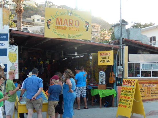 Maro's Shrimp House : Maro's!