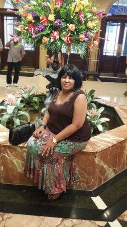 Royal Sonesta New Orleans: Inside the hotel