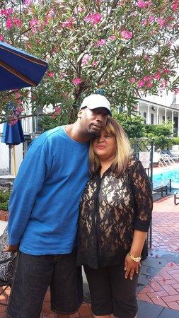 Royal Sonesta New Orleans: at the pool