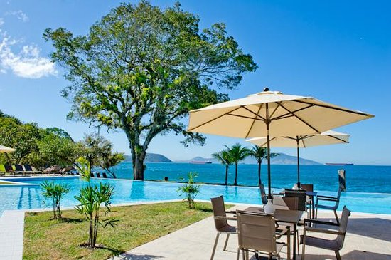 Club Med Rio Das Pedras: the quiet pool- the place to rest