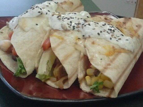 Green Leaf Cafe: Green Leaf Tacos