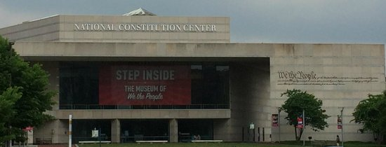 "National Constitution Center - ""We the People"""