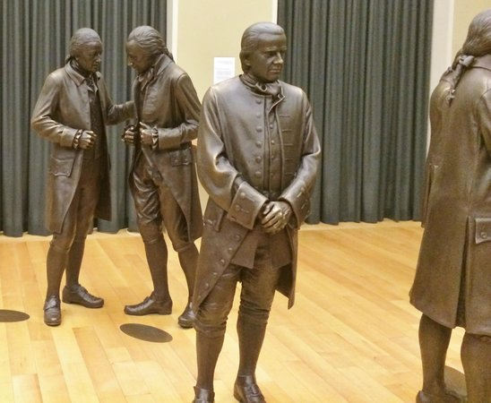 National Constitution Center: Signer's Hall