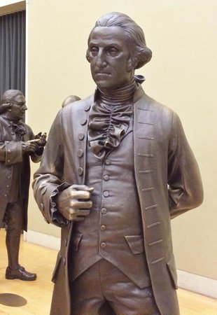 National Constitution Center: George Washington - Signer's Hall