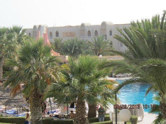 Iberostar Mehari Djerba : view from grounds