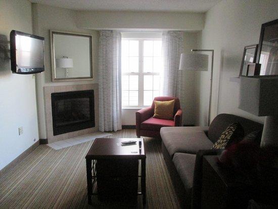 Residence Inn Williamsburg: Living Room