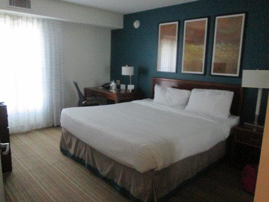 Residence Inn Williamsburg: Bedroom 2