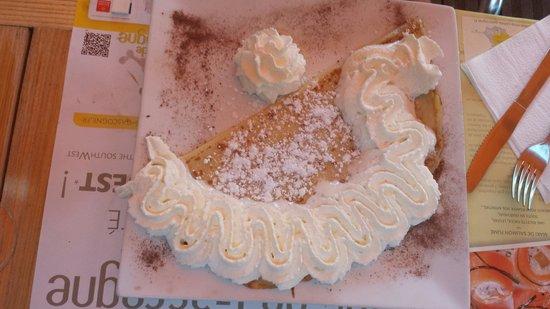La Cabane à Moules: Dessert