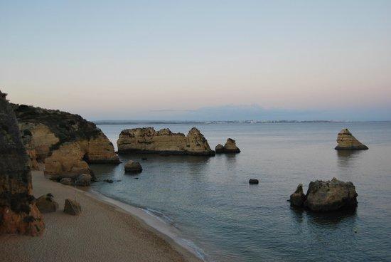 Carvi Beach Hotel Algarve: Plage de Santa Anna juste en contrebas