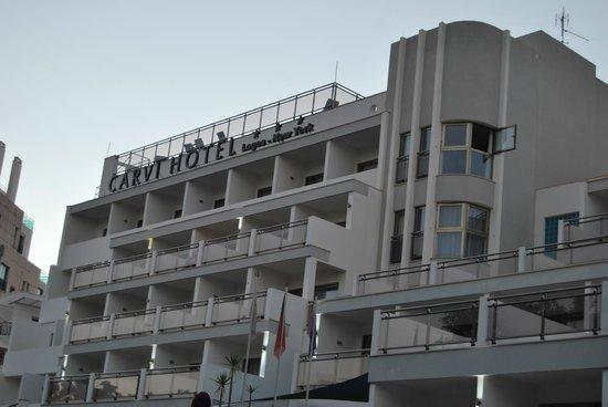 Carvi Beach Hotel Algarve: Hôtel Carvi