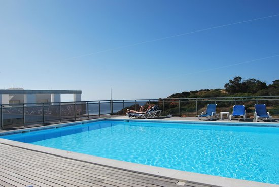 Carvi Beach Hotel Algarve: Piscine