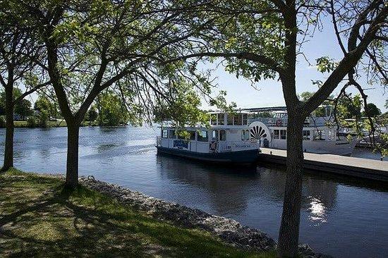 Holiday Inn Peterborough : Riverboat