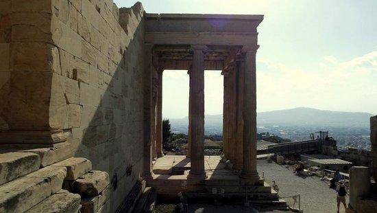 Erechtheion: temple of Poseidon