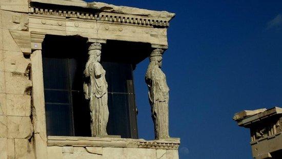 Erechtheion: The Caryatids