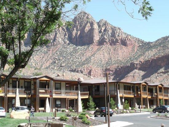 La Quinta Inn & Suites at Zion Park / Springdale: Exceptional View