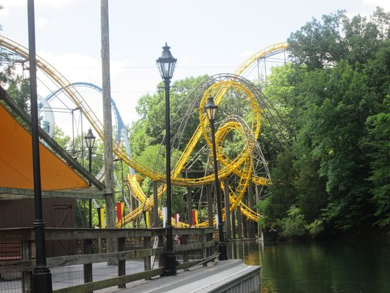 The England section of Busch Gardens - Picture of Busch Gardens ...
