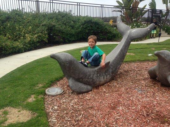 Carlsbad Seapointe Resort: Mini golf