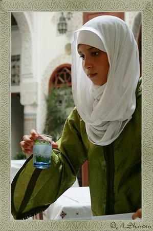 Riad Sara: Марокканский чай с мятой