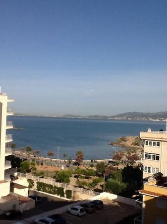 Hotel JS Palma Stay: Rom with a view
