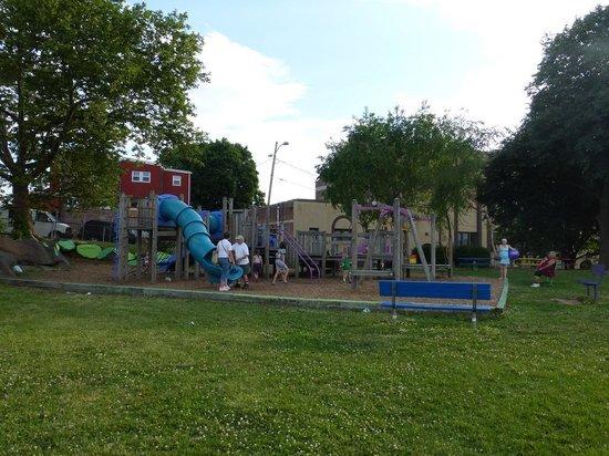 Father Tucker Memorial Park