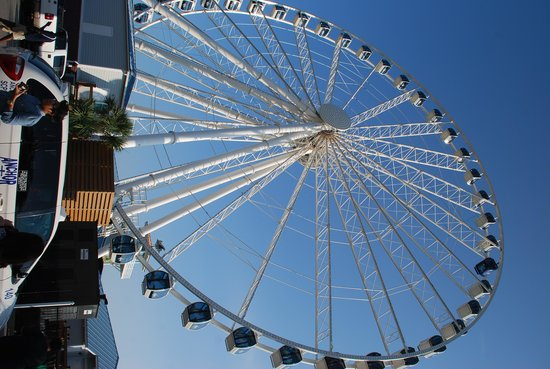 Myrtle Beach Marriott Resort & Spa at Grande Dunes : Sky Wheel off Boardwalk