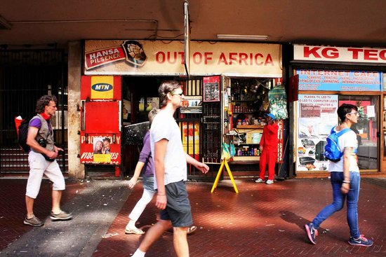 MainStreetWalks Tours: Walking Hillbrow