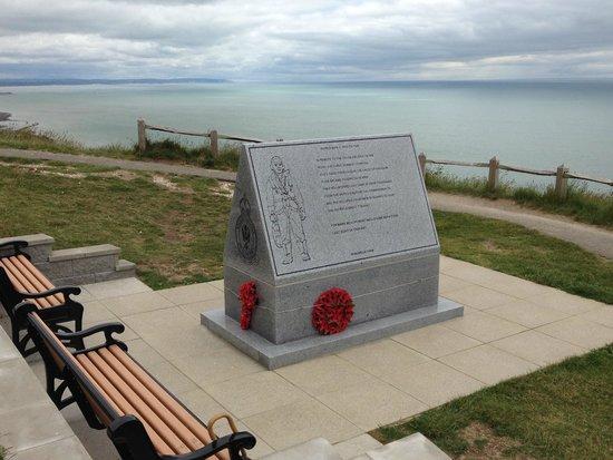 Beachy Head: Bomber Command Memorial