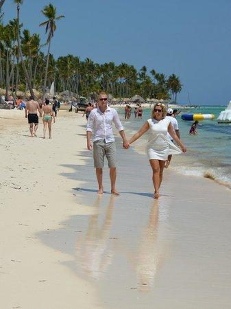 "Dreams Palm Beach Punta Cana: ""Toller Strand"""