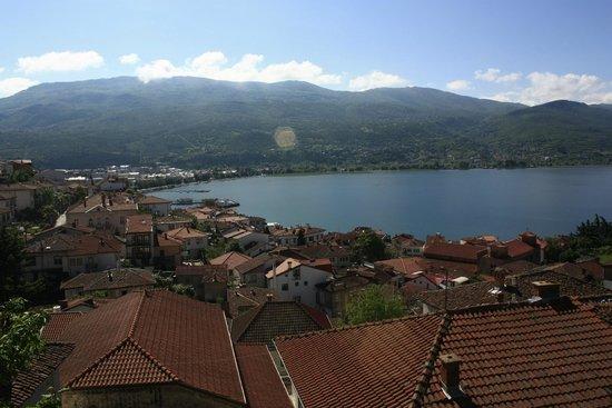 Villa Ohrid : Room view