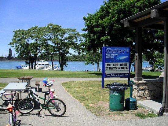 Grosse Ile, MI: Sharkey's