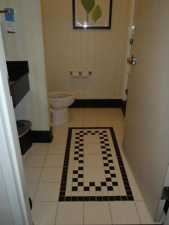 Fairfield Inn & Suites Fort Pierce: Sink/Bathroom Area (Floor)