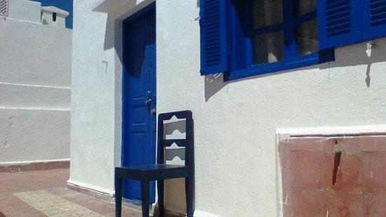 Riad Sidi Magdoul : Chambre en terrasse
