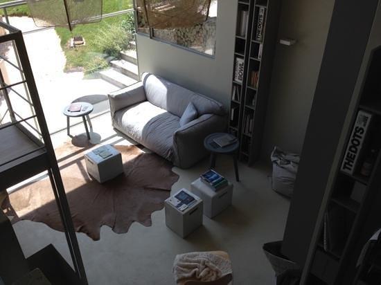 B&B Panorama Cinque: the lounge