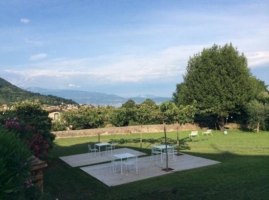 B&B Panorama Cinque: the garden